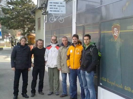 U Zagorju otvoren bike-frendly restoran i održano predavanje za biciklističke trenere