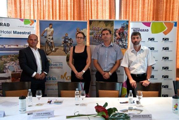 Predstavljen novi biciklistički maraton Istria Granfondo