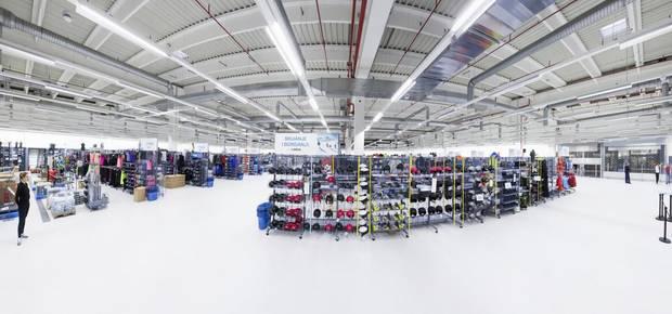 U studenome se otvara najveća trgovina sportske opreme u Hrvatskoj