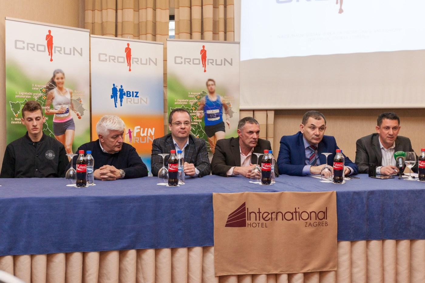 Dino Bošnjak, dr. Zvonimir Šostar, Dalibor Bilić, Siniša Ergotić, Ivica Lovrić, Robert Franjković