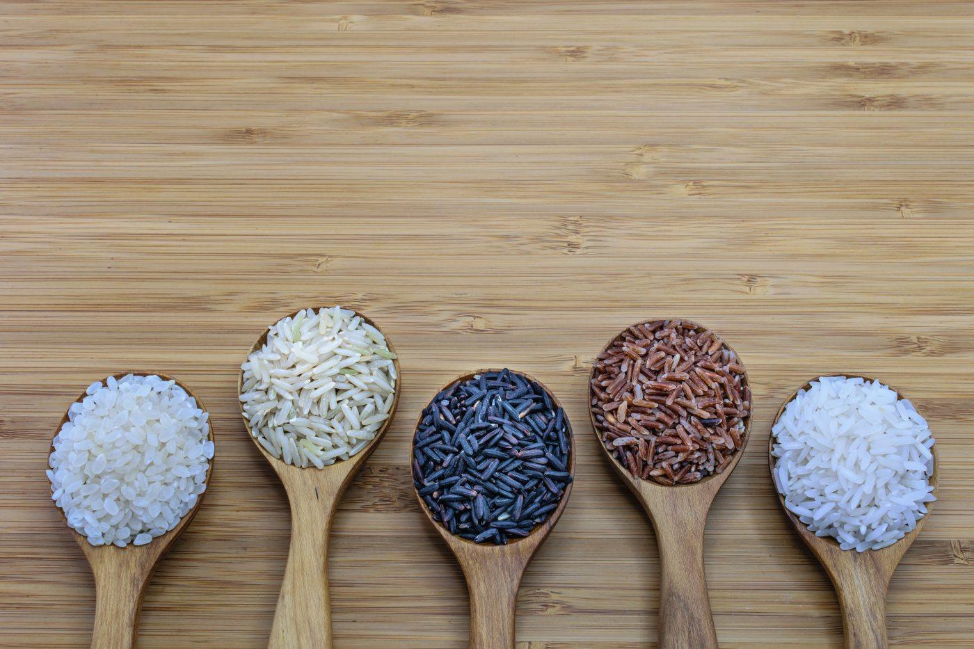 Riža - najbolja je integralna