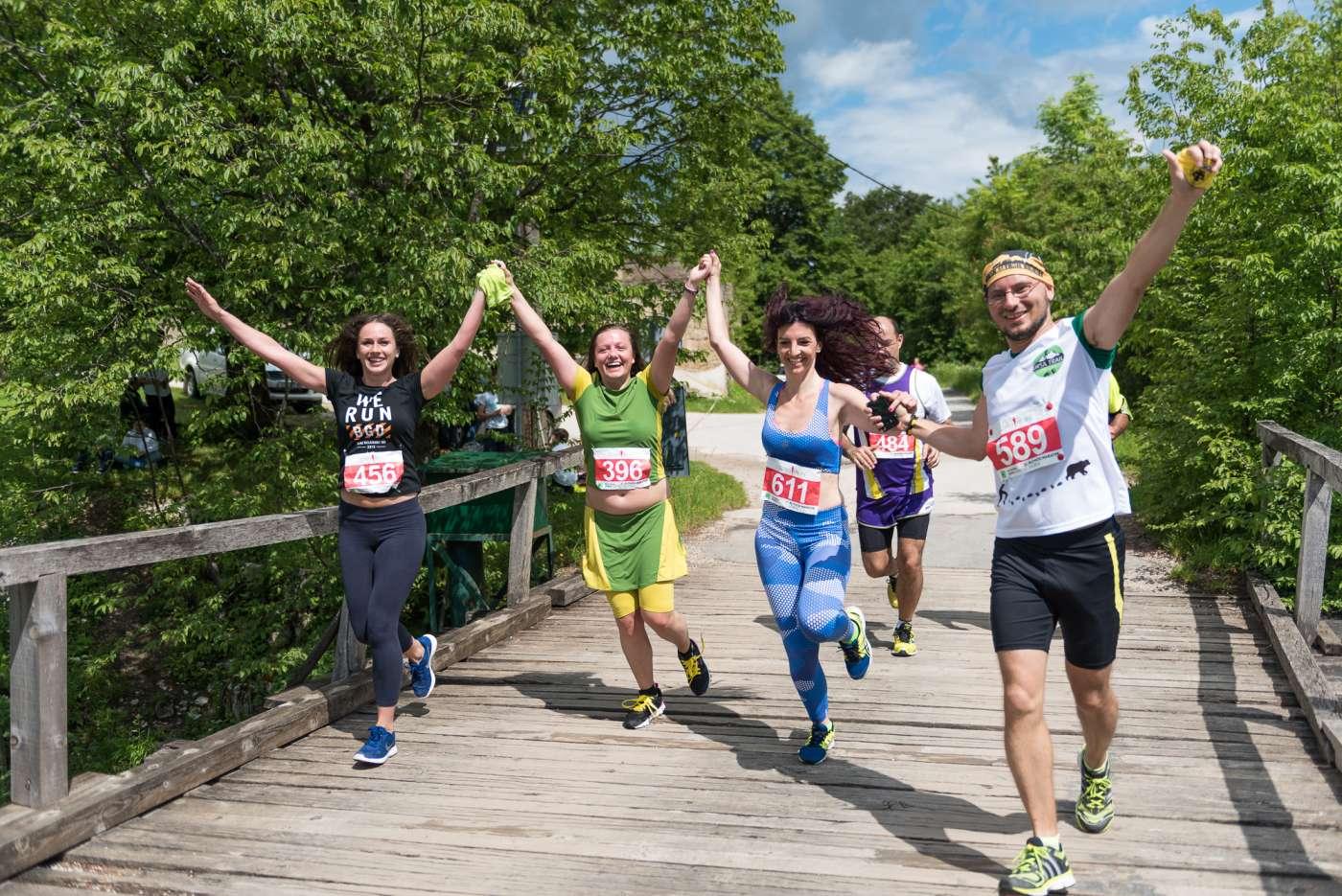 31. Plitvički maraton – odlična organizacija, more trkača