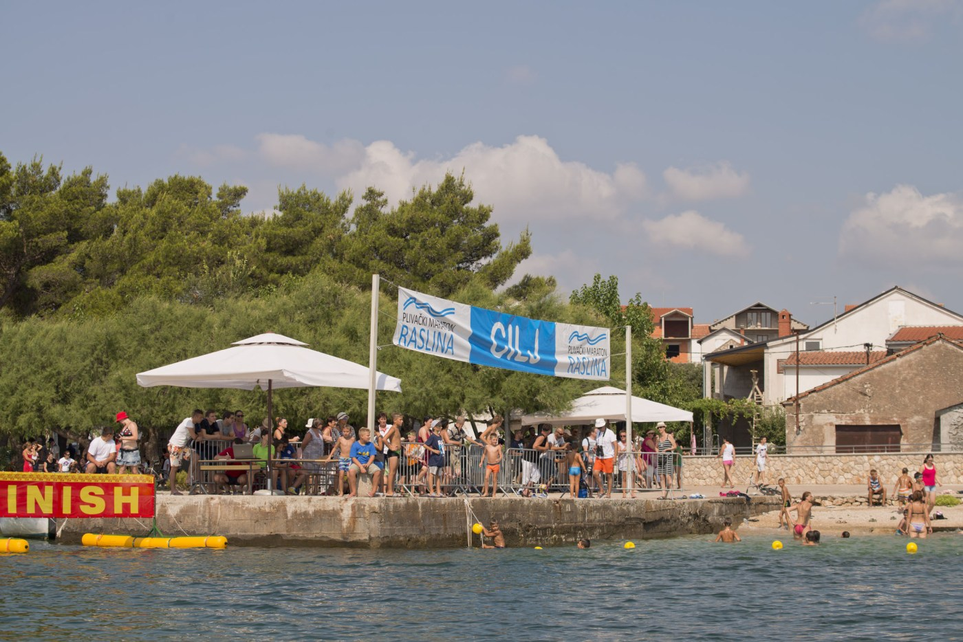 Raslina swimming marathon_3
