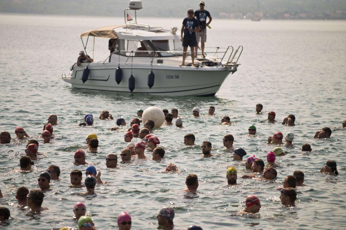Raslina swimming marathon_5