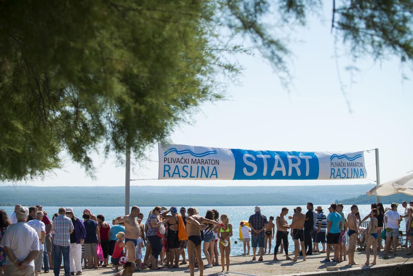 Raslina swimming marathon_7