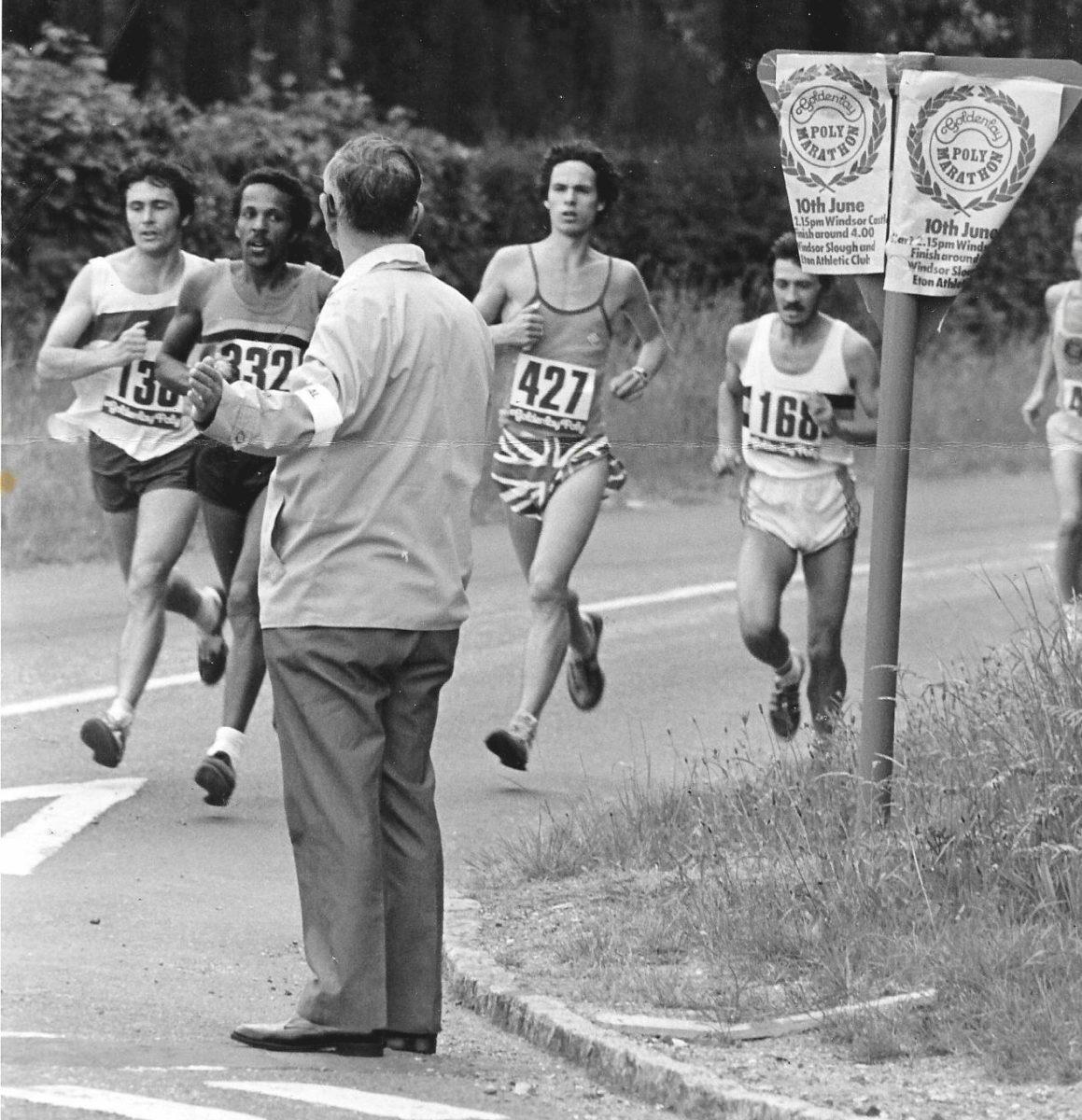 Steve Smythe 1970-tih