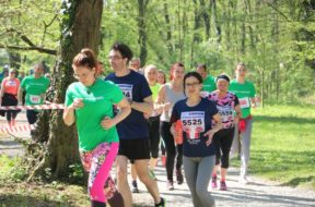 Maksimirski Minus Zwei cener – utrka građana 2 km