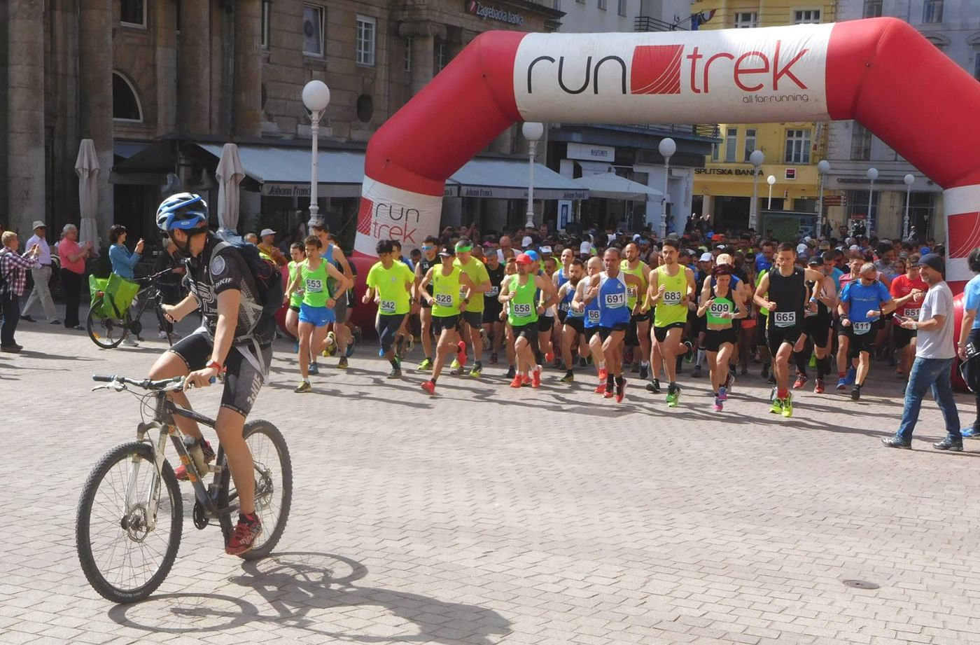 Brdska trka Boroša – od bana do Sljemena za ekipno PH