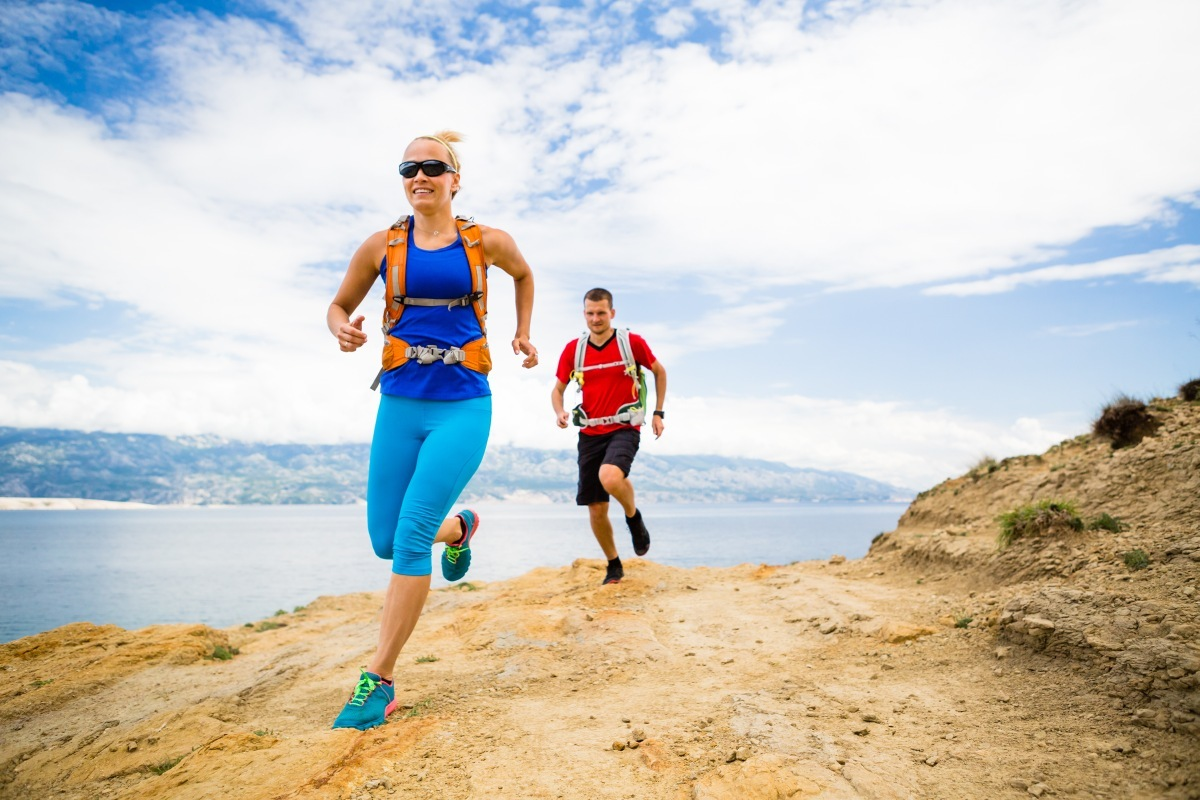 Kako se opremiti za trail trčanje