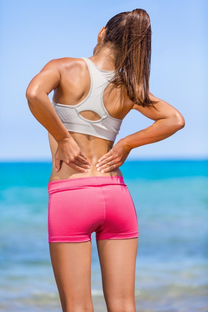 Bol u donjem dijelu leđa najčešće je pokazatelj oslabljele muskulature