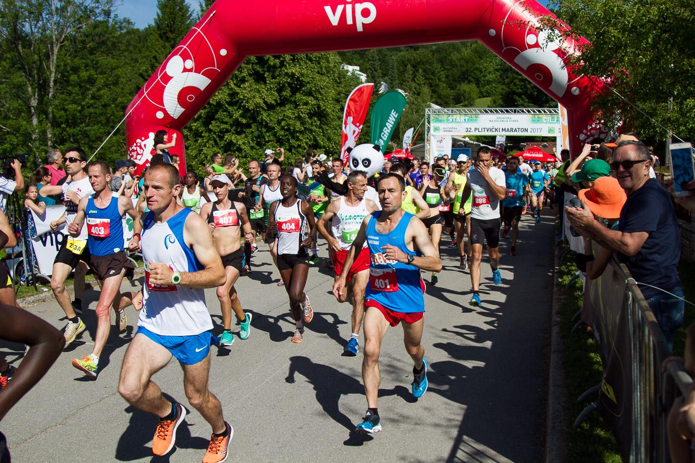 32. Plitvički maraton obilježen vrućinom ali i odličnom organizacijom!