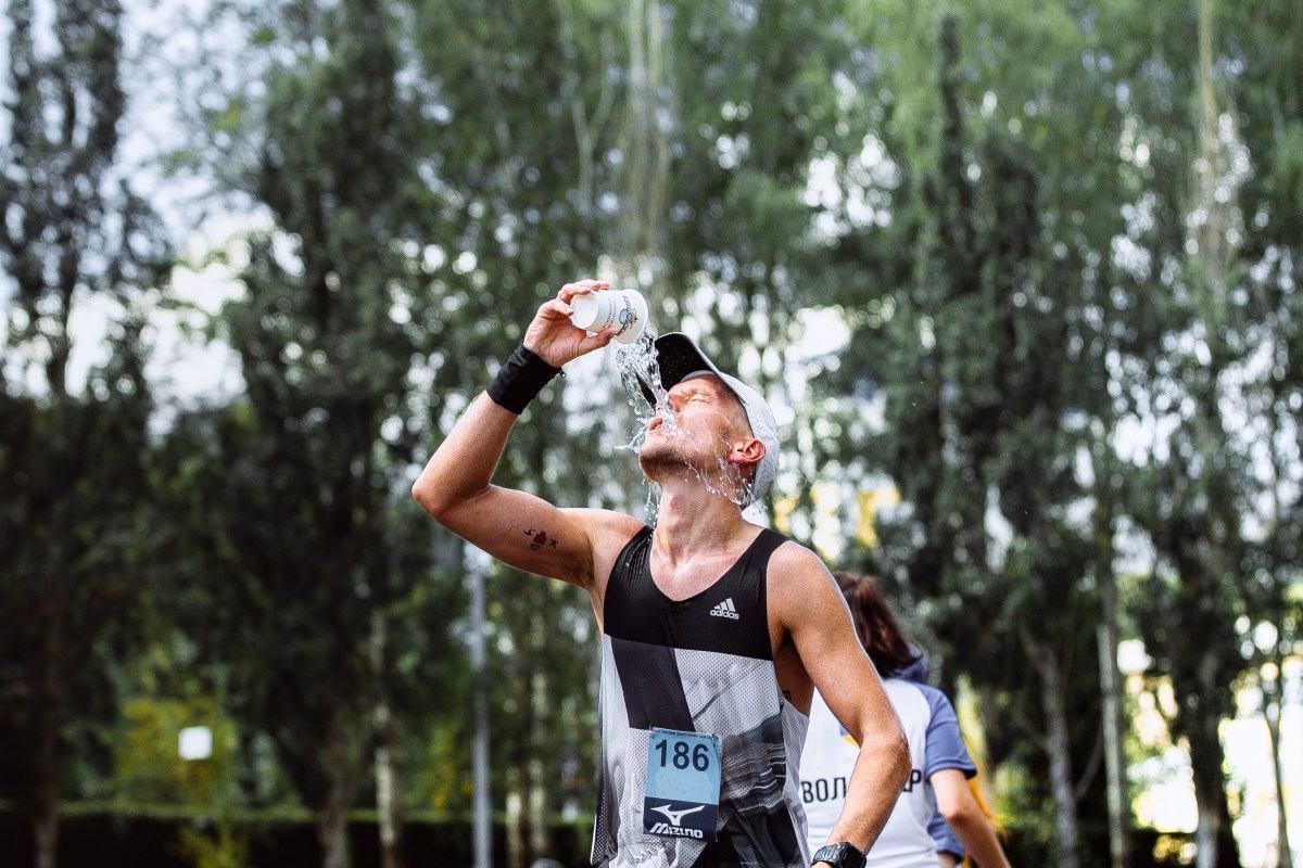 Pravilna hidracija za kratke utrke, polumaraton i maraton