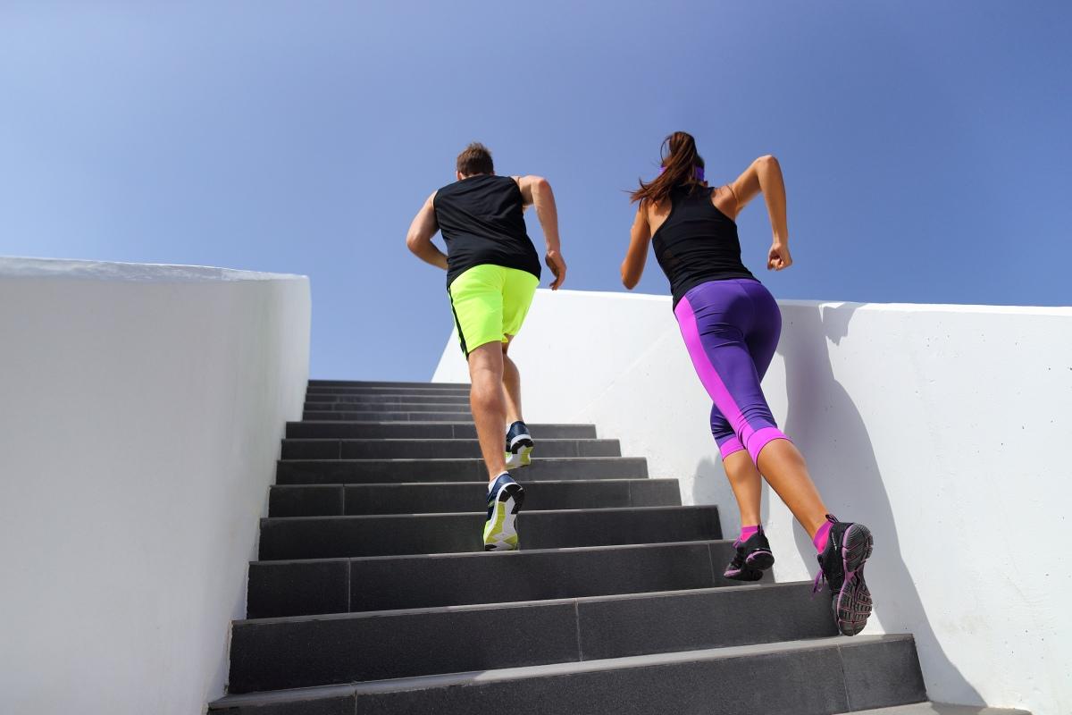 [TRENING TJEDNA] Stepenice – gore brzo, dolje polako