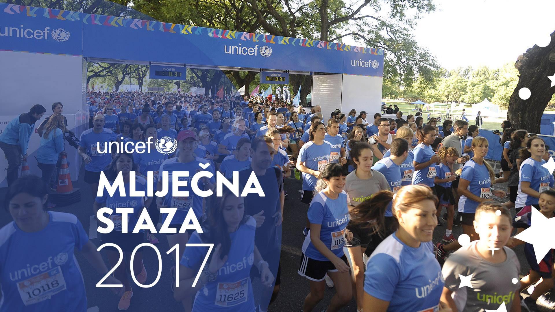 UNICEF POZIVA: Budite zvijezda Mliječne staze