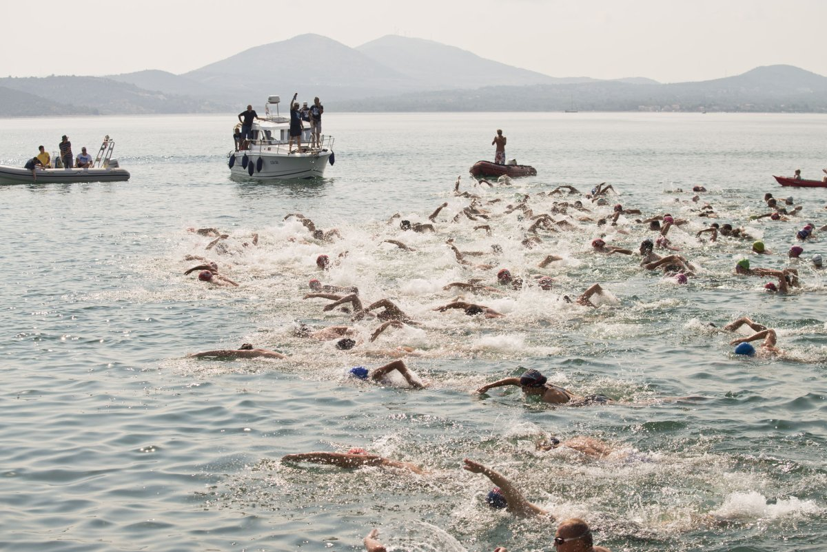 Plivaj na tradicionalnom Plivačkom maratonu Raslina