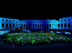 Visualia Festival 2015_Arena_Guinness record_foto by Daniel Kirsic