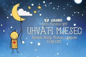 Uhvati mjesec – GRAWE noćni maraton 2017.